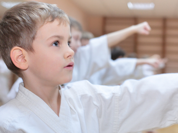 Kids Karate Colwyn Bay
